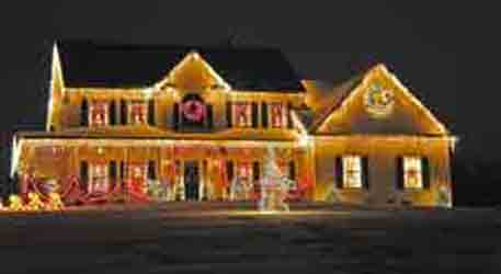 All-time high electric costs make Christmas less merry