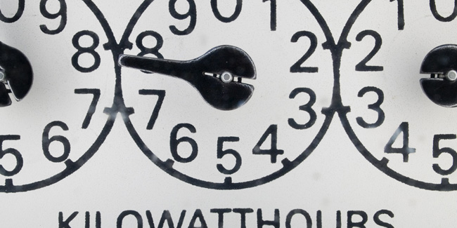 How much should an hour of electricity cost?