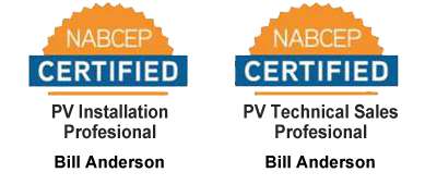 Milestone CEO becomes West Virginia's only solar installer to earn double national certifications