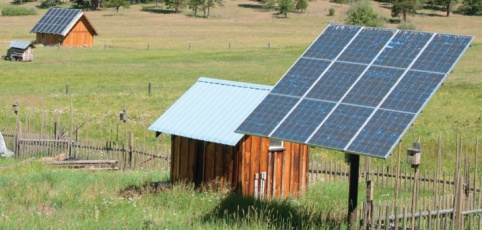 Off-Grid Solar Making a Comeback