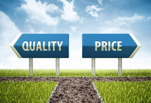Quality's an Investment – Not a Cost.